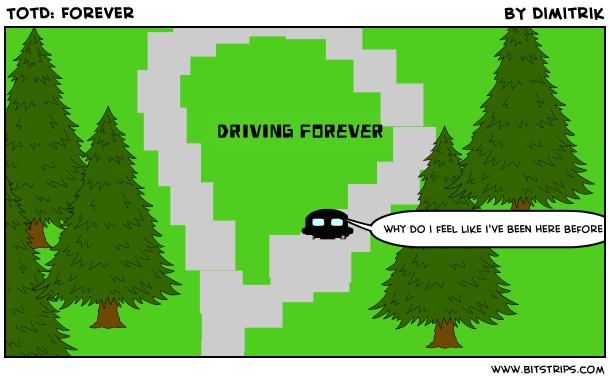 TotD: Forever