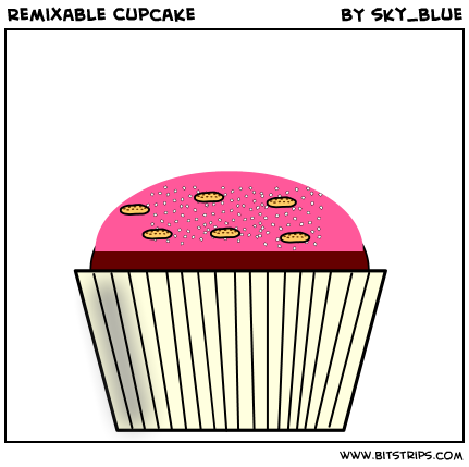 Remixable Cupcake