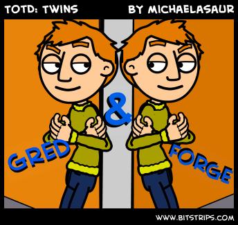 TotD: Twins