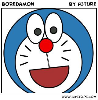 boredamon