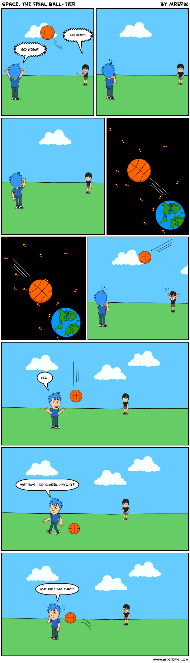 Space, The Final Ball-tier