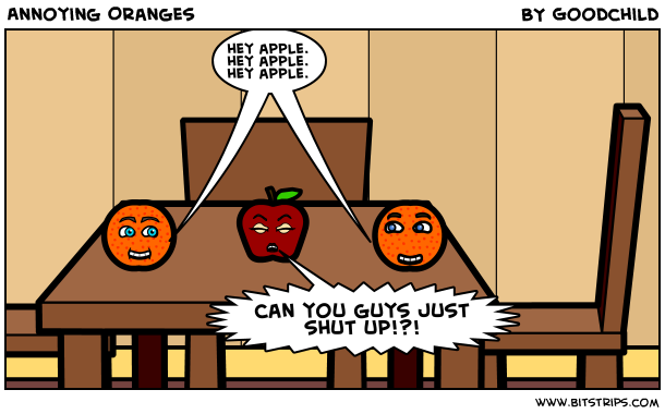 Annoying Oranges
