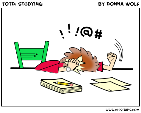 TotD: Studying
