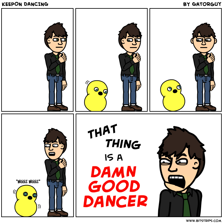 KEEPON DANCING