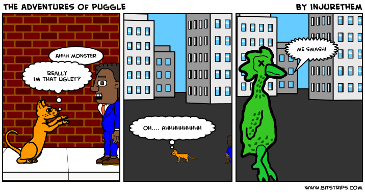 the adventures of puggle