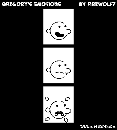 Gregory's Emotions