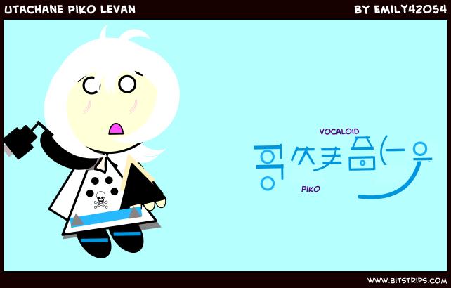 Utachane Piko Levan