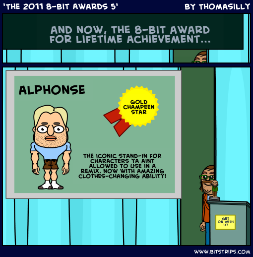 'The 2011 8-Bit Awards 5'