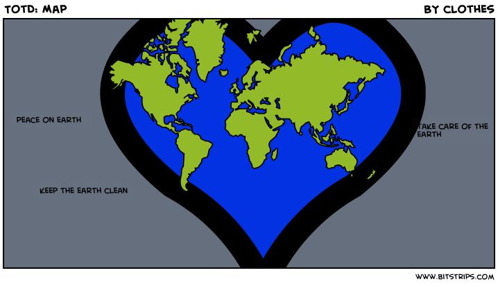 TotD: Map