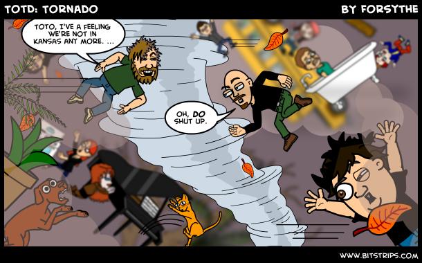 TotD: Tornado