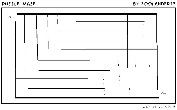 Puzzle: Maze
