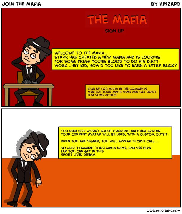 Join the Mafia