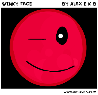 WINKY FACE