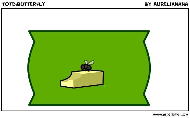 Totd:butterfly