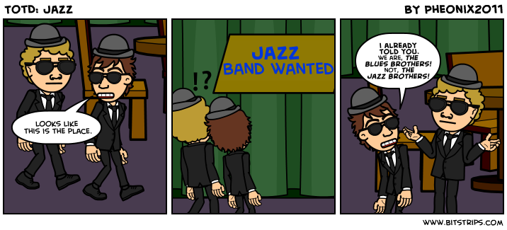 TotD: Jazz