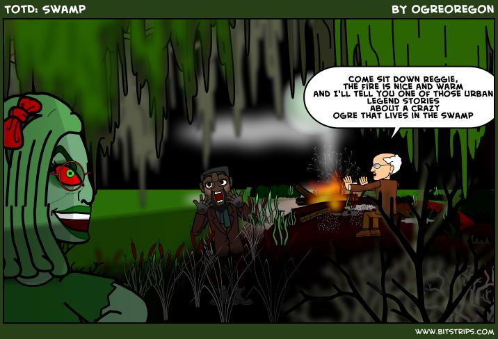 TotD: Swamp