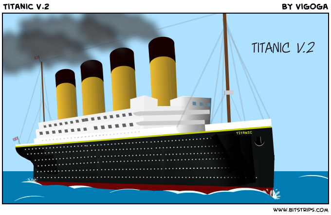 Titanic V.2
