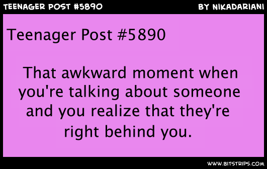 Teenager Post #5890