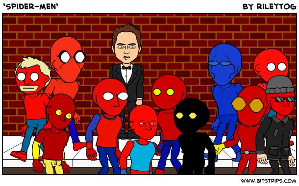 'Spider-men'