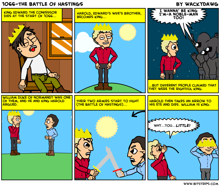 make a cartoon strip to show how to vote formally