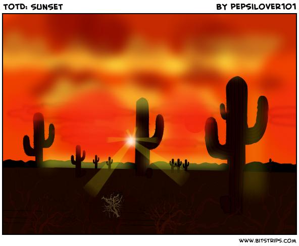 TotD: SUNSET