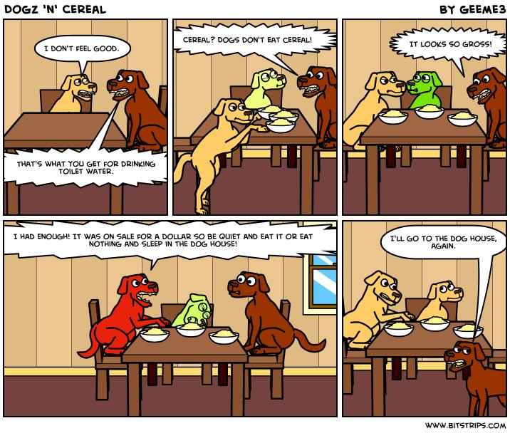 Dogz 'n' Cereal