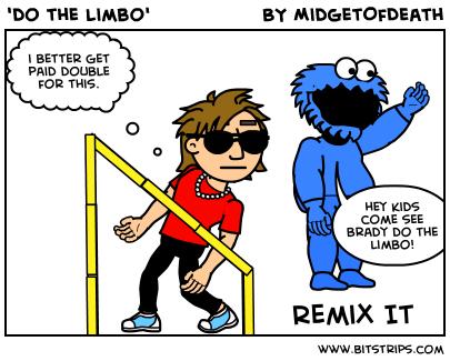 'do the limbo'
