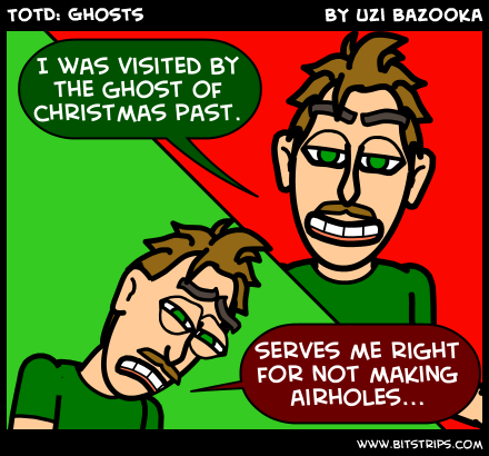 TotD: Ghosts