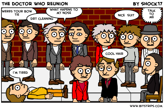 the doctor who reunion