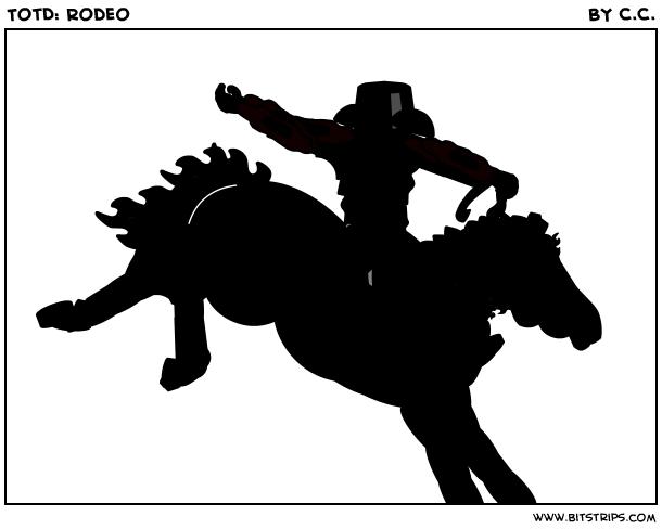 TotD: Rodeo