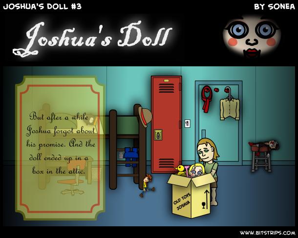 Joshua's Doll #3
