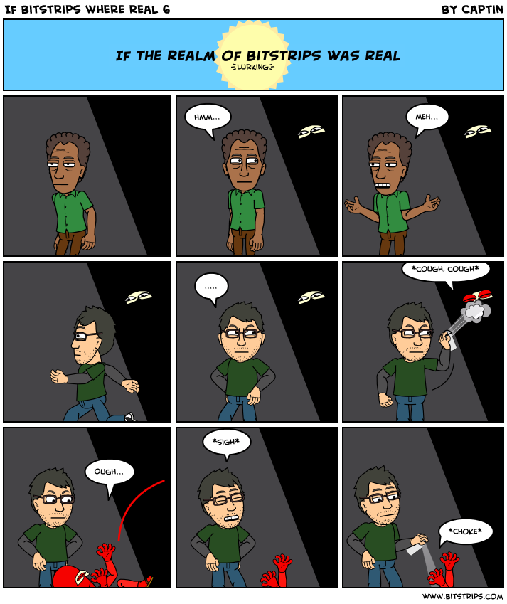 If Bitstrips where real 6