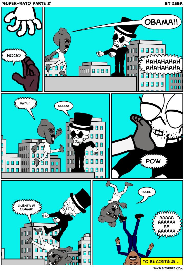 'Super-rato parte 2'