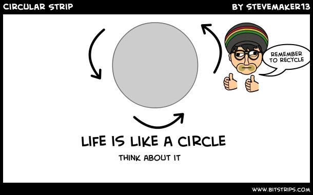 Circular Strip