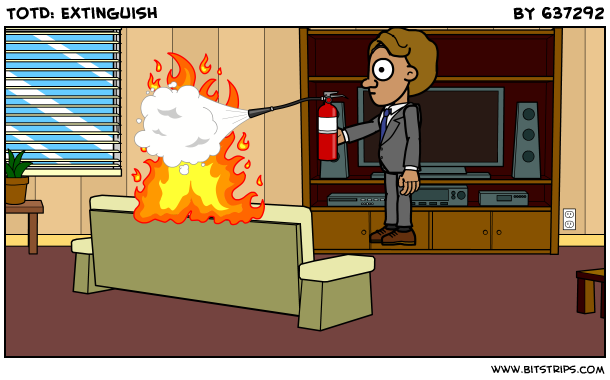TotD: Extinguish