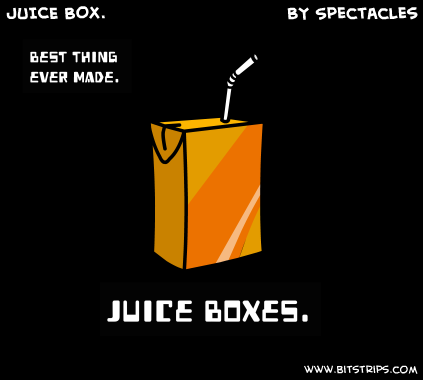 JUICE BOX.