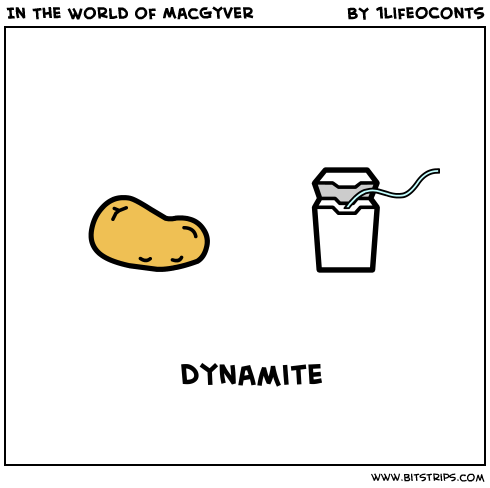 In The World of MacGyver