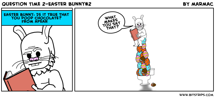 Question Time 2-Easter Bunny#2