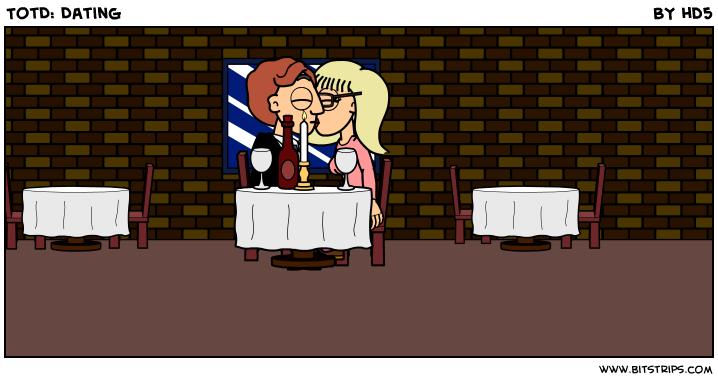 TotD: Dating