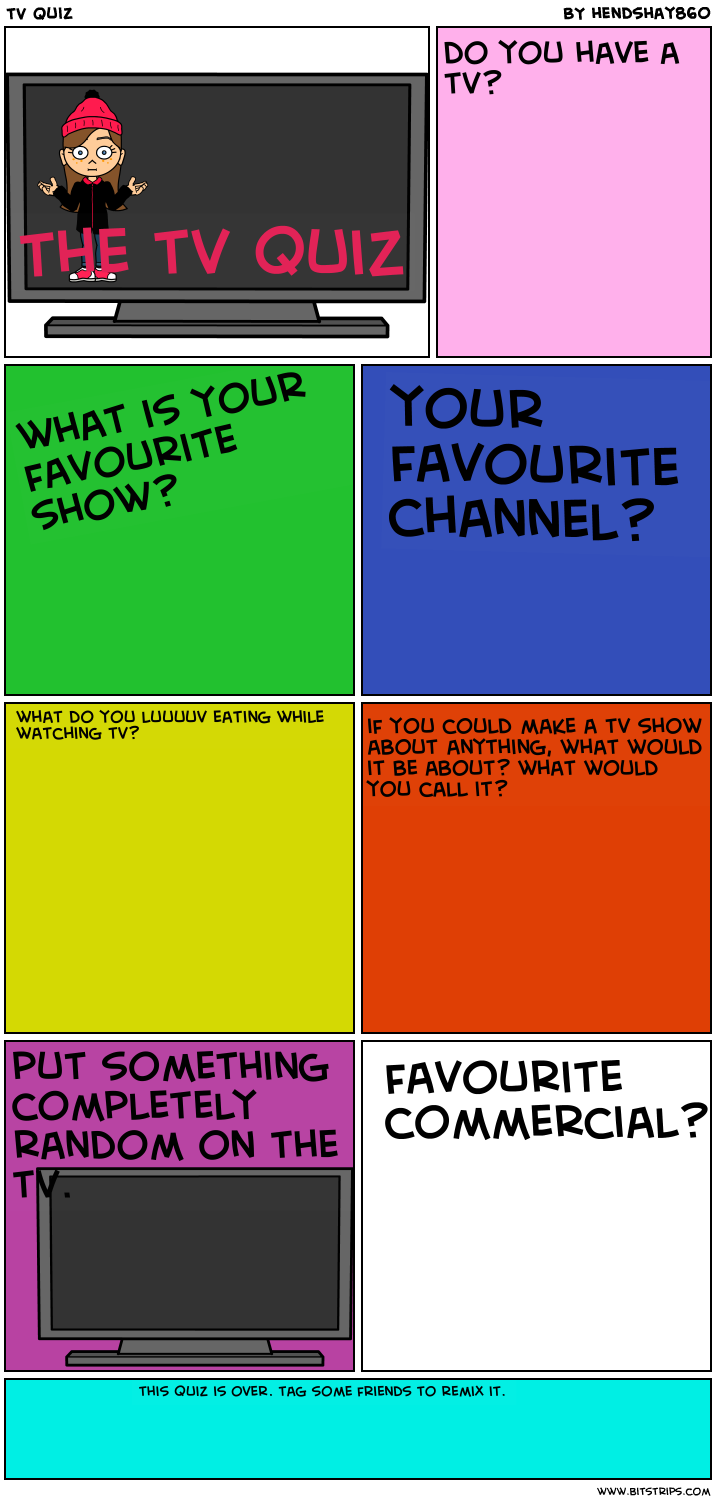 TV Quiz