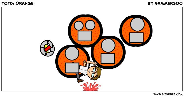 TotD: Orange
