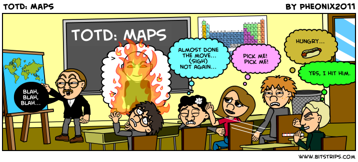 TotD: Maps