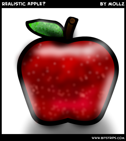 Realistic Apple?