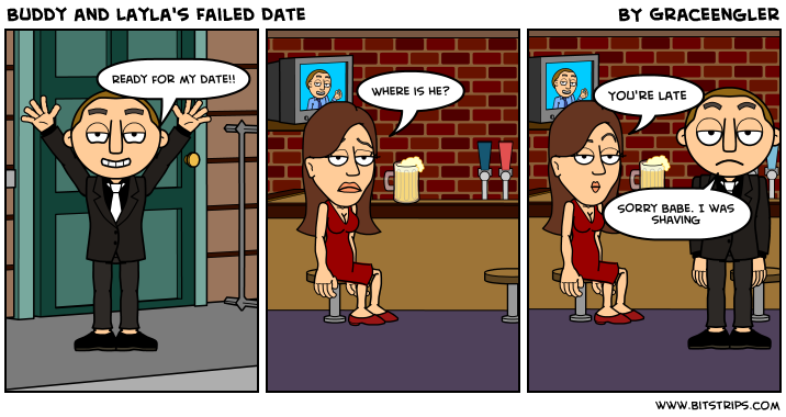 Buddy and Layla's Failed Date
