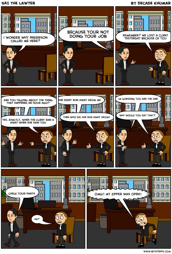 SAI The lawyer