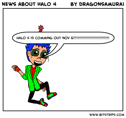 news about halo 4