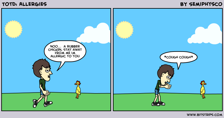 TotD: Allergies