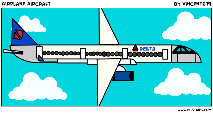 Airplane Aircraft