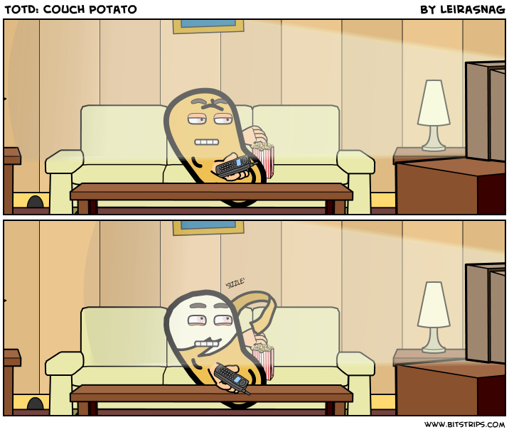 TotD: Couch Potato