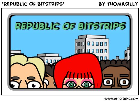 'Republic Of Bitstrips'